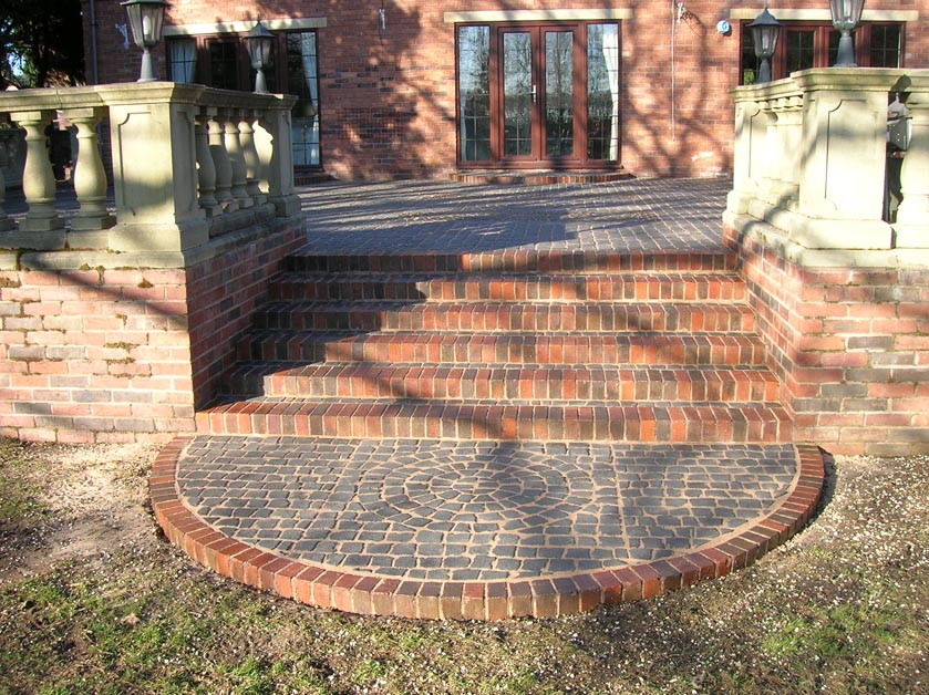 Restoring Block Paving paths