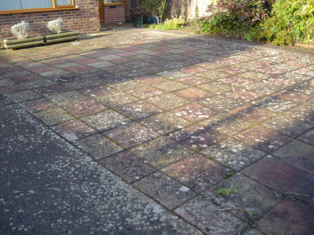 Flag Stone Restoration