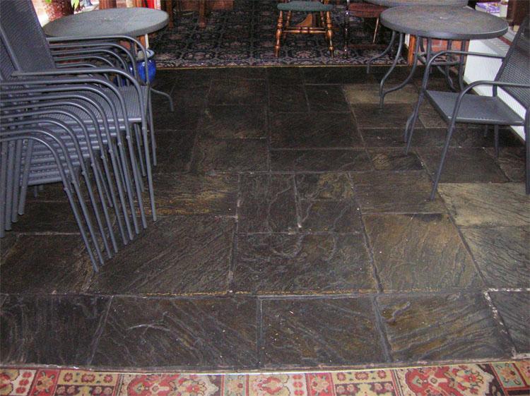 Restoring Inside Floors